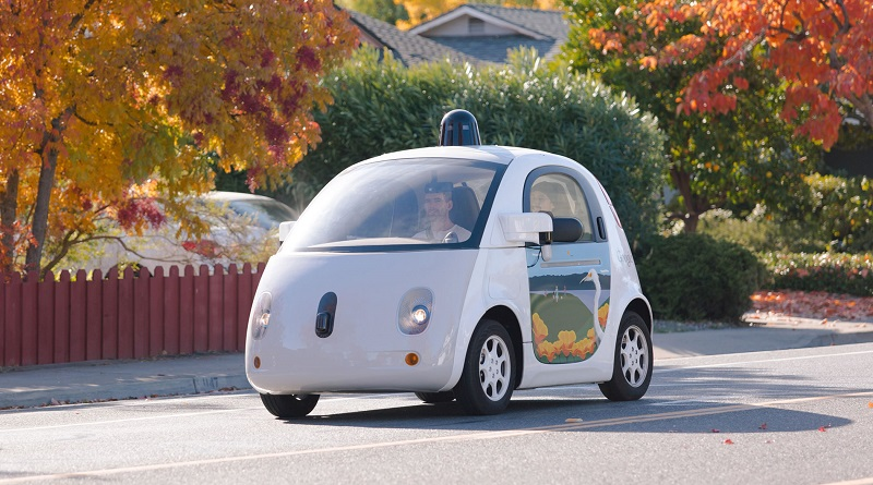 addio google car flotta minivan per waymo