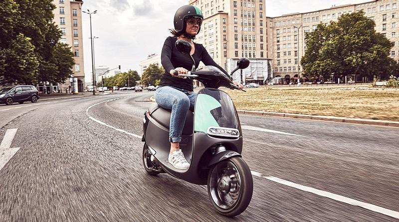 parigi noleggio scooter elettrici coup
