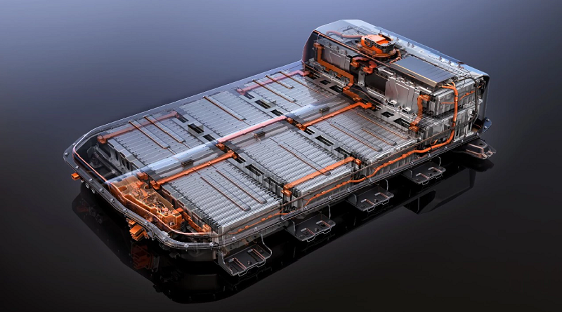 batterie LG Chem chimica NMC