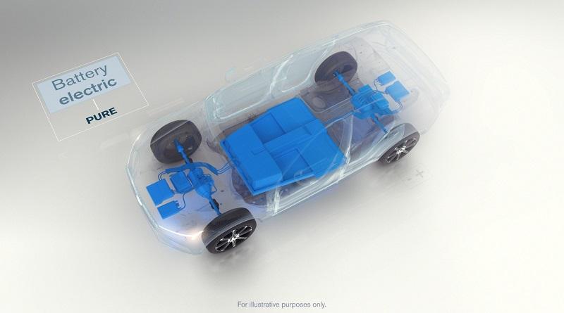 dal 2019 gamma Volvo tutta elettrificata