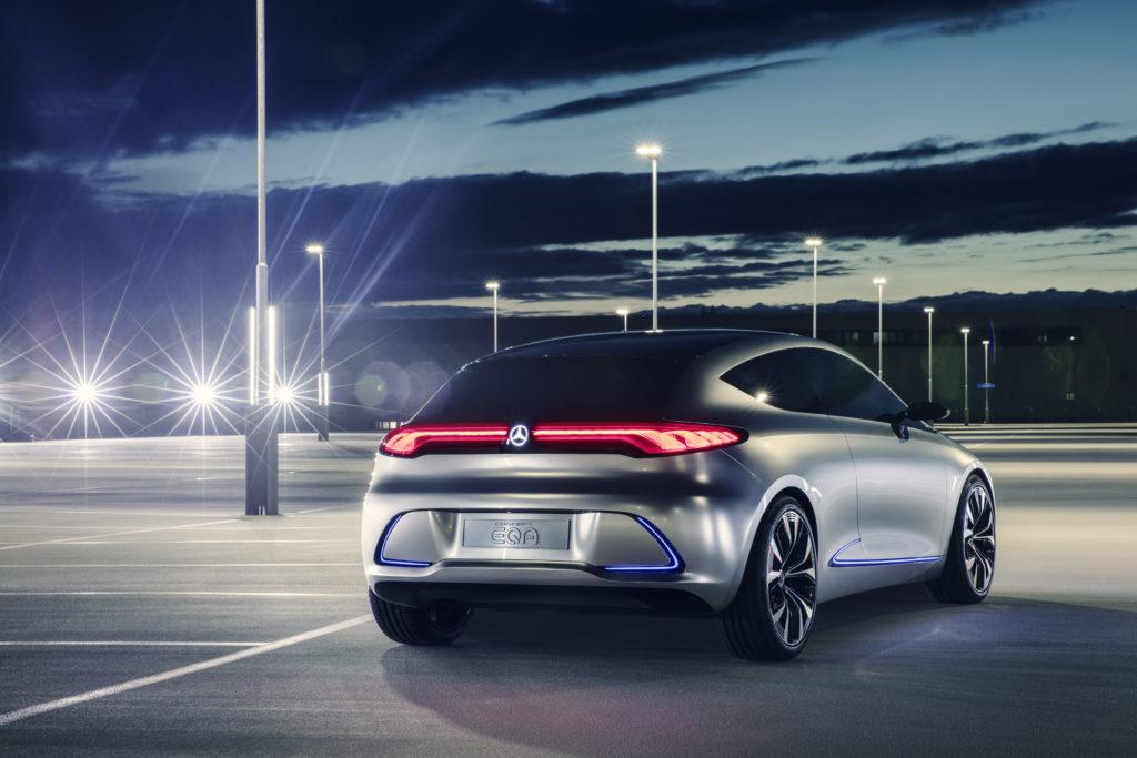 Concept EQC Mercedes-Benz