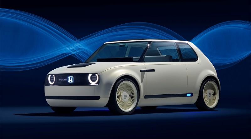 Honda Urban EV Concept Francoforte 2017
