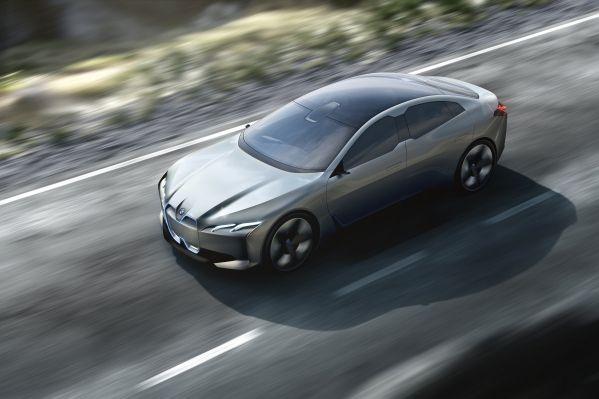 BMW i Vision Dynamics Francoforte 2017