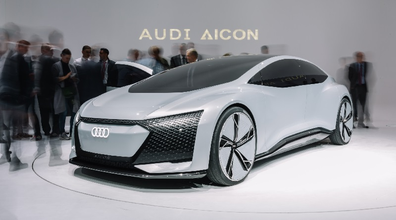 Audi Aicon Francoforte 2017