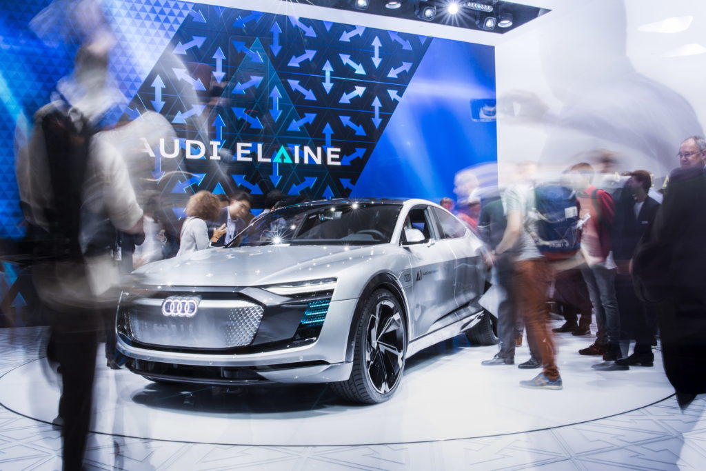 Audi Elaine Francoforte 2017