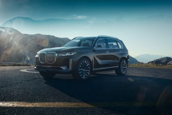 BMW Concept X7 iPerformance Francoforte