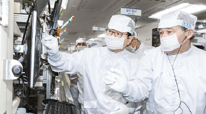 fabbriche batterie in Europa Samsung SDI Lucid Motors