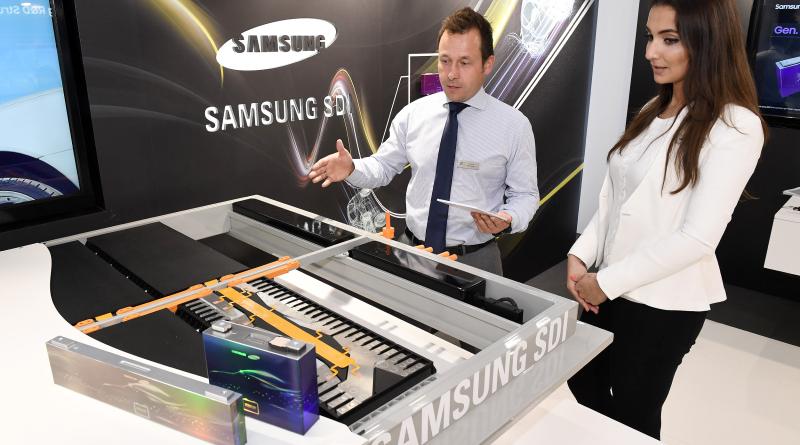 fabbriche di batterie in Europa Gigafactory Samsung SDI Francoforte