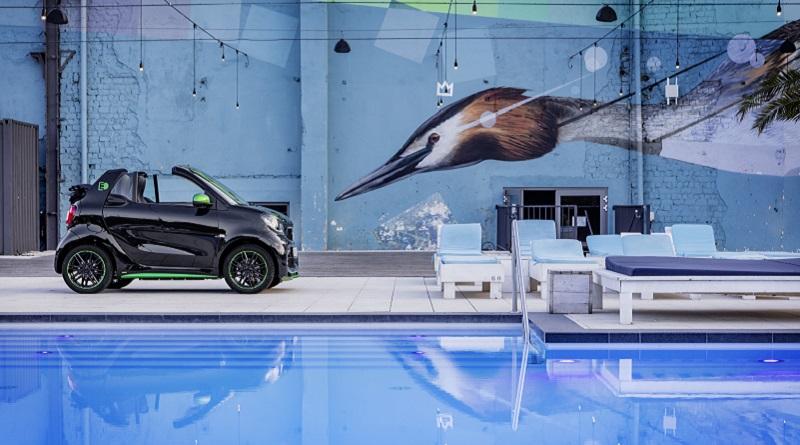 annuncio a Sindelfigen gamma smart solo elettrica dal 2020