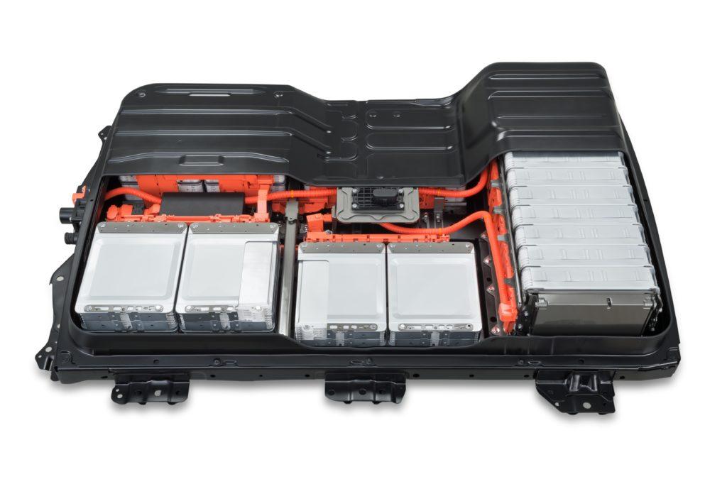 nuova Nissan Leaf batteria AESC 40 kWh