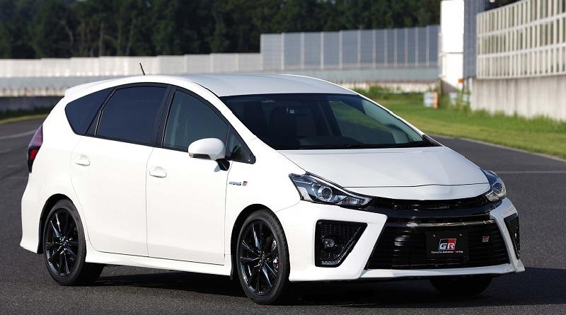 Toyota Prius plug-in hybrid GR