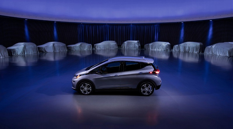 20 nuovi modelli GM a zero emissioni