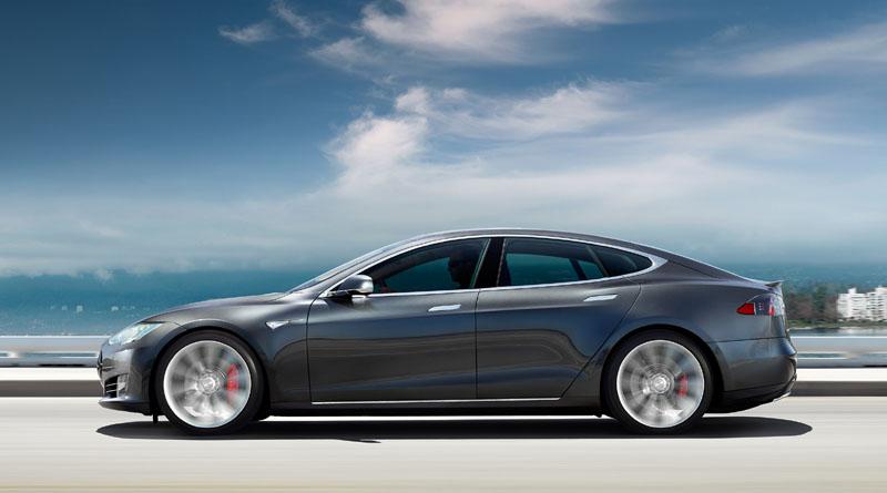 fabbrica Tesla a Shanghai