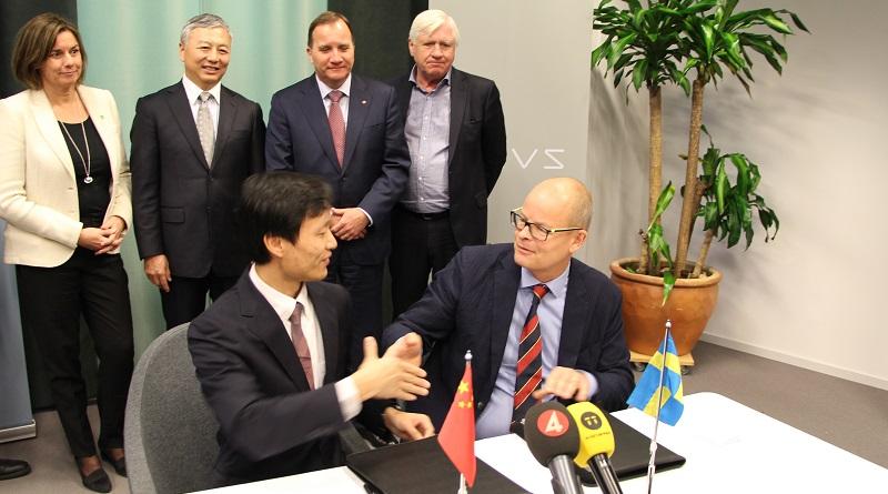accordo tra NEVS e Didi per il robo-taxi del futuro