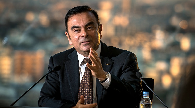 Drive The Future 2022 Renault Carlos Ghosn