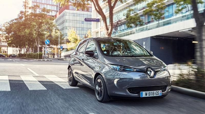 mercato italiano a settembre Renault Zoe Z.E. 40