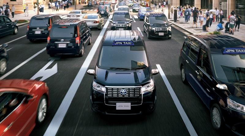 Toyota e partner promettono un sistema di gestione dei taxi giapponesi ad alta efficienza