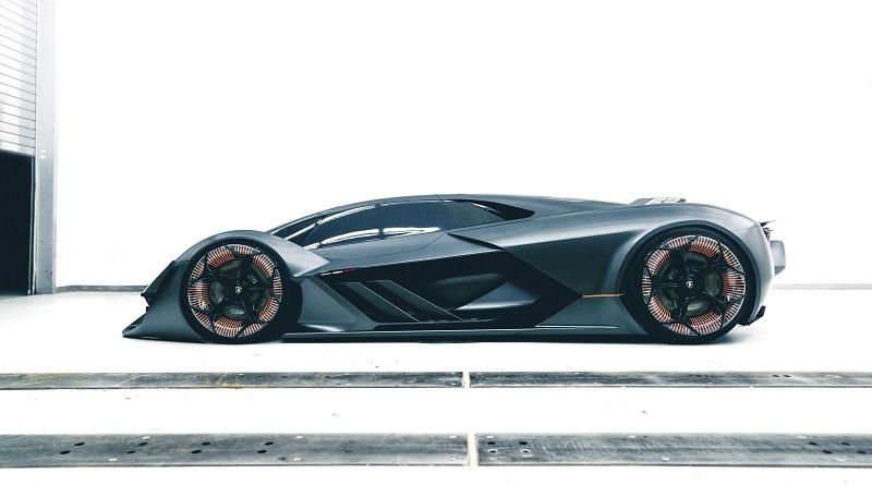 concept EMTech MIT Lamborghini Terzo Millennio
