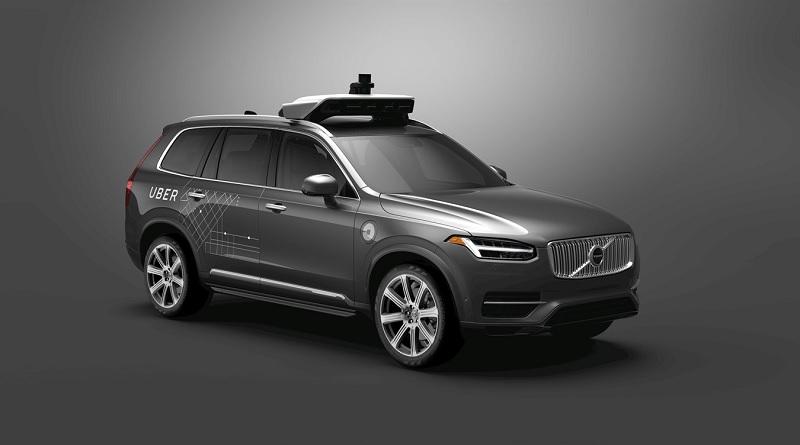 24.000 Volvo per la flotta Uber mobilità condivisa
