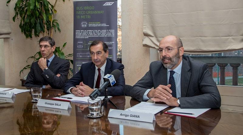 Entro il 2030 flotta trasporto pubblico ATM Milano sarà tutta elettrificata