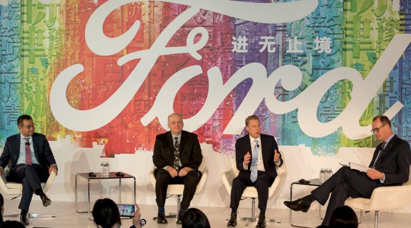 I nuovi progetti Ford in Cina includono un accordo per vendita online con Alibaba