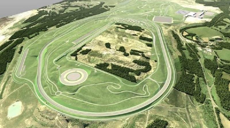 nuova pista di prova BMW per auto autonome in Repubblica Ceca