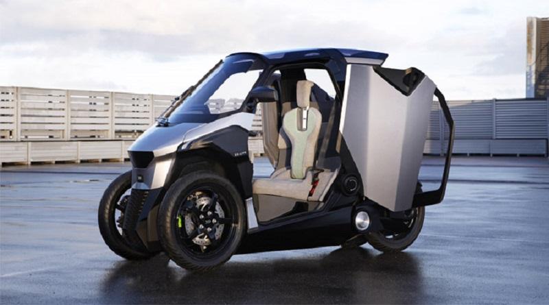 Il progetto EU-LIVE presenta il suo primo veicolo leggero elettrico 1