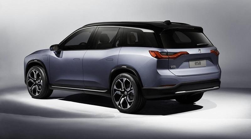 NIO lancia il nuovo ES8: il SUV elettrico che costerà meno di €60.000