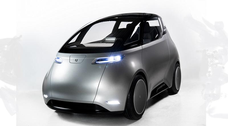 """Uniti One: svelato il prototipo della cittadina elettrica """"premium"""" svedese"""