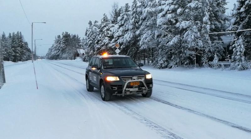 Martti auto-robot sviluppata in Finlandia dal VTT