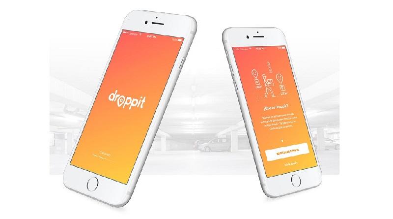 A Barcellona SEAT e partner per sei mesi metteranno alla prova la nuova app Droppit