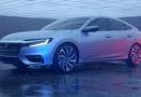 Con la Honda Insight Prototype riparte la corsa al primato nell'ibrido convenzionale