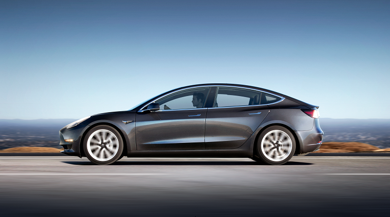 produzione Tesla quarto trimestre 2017