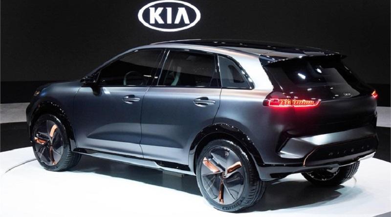 KIA al CES 2018 presenta concept Niro EV