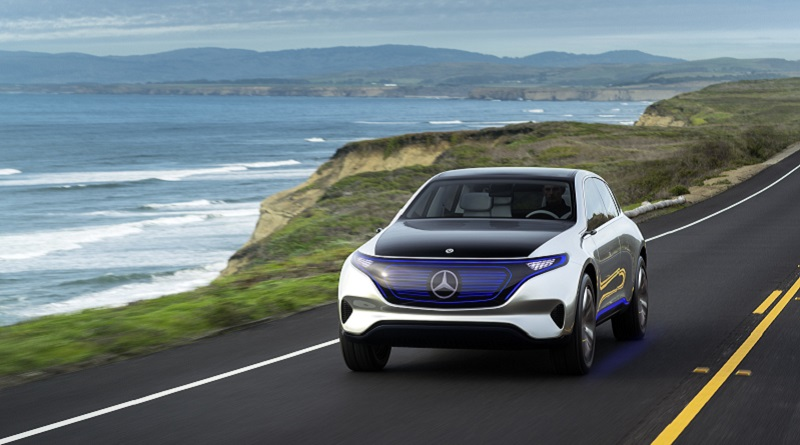 Le nuove Mercedes-Benz elettriche prodotte in tre continenti ma...