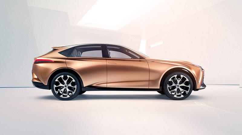 """Il concept LF-1 Limitless: la """"spada"""" che apre la via al futuro Lexus"""