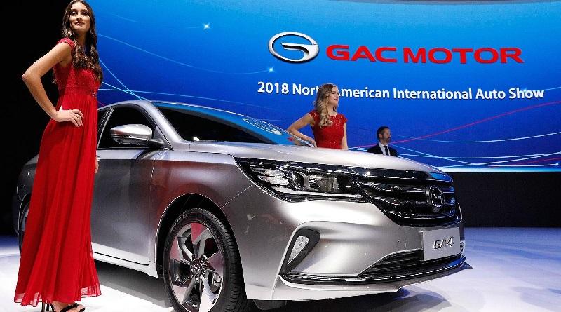 Dal 2019 GAC Motor entra nel mercato auto americano e FCA è nel mirino
