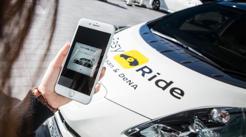 A Yokohama Nissan e DeNa danno il via ai test dei robo-taxi Easy Rider