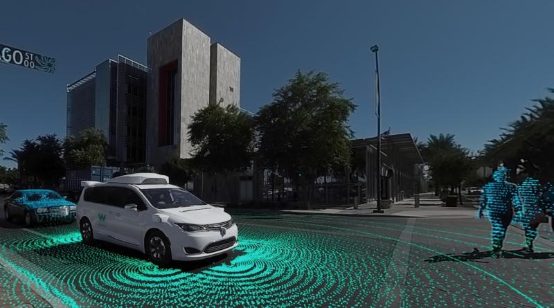 Ecco come vedere le cose proprio come le vedono le Google-car autonome in Arizona