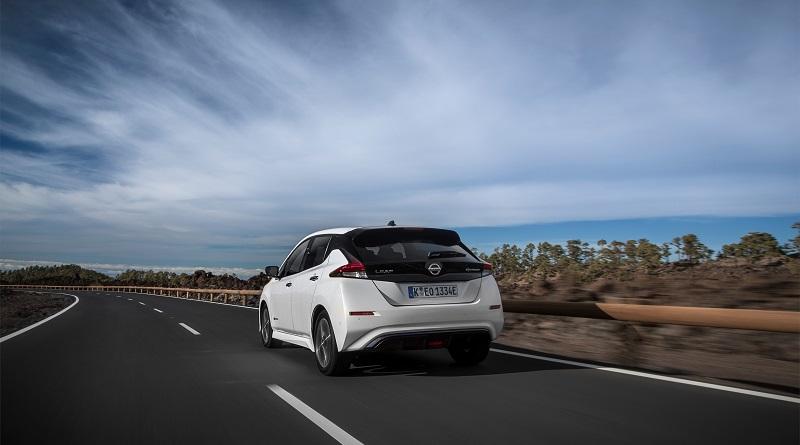 Nissan prepara un'onda azzurra con cui sommergere il celeste impero