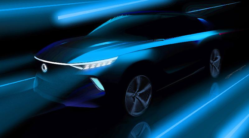 Il SsangYong e-SIV lascia intravedere uno squarcio sulla nuova generazione SUV