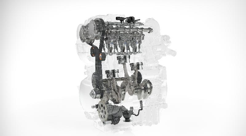 Volvo Drive-E: il tre cilindri che faciliterà l'elettrificazione della piattaforma CMA