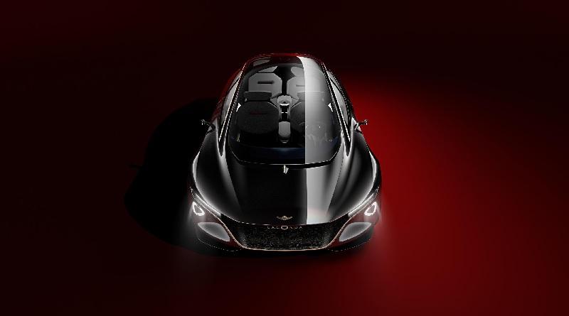 Aston Martin fa molto rumore con la silenziosa Lagonda Vision Concept