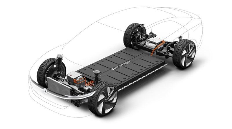 celle cinesi CATL per i pacchi batteria Volkswagen