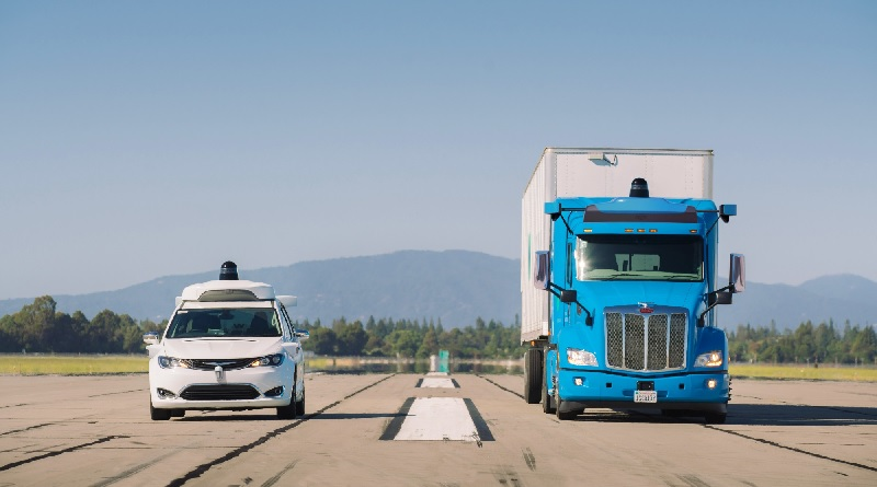 Da affidabile a adattabile: i sistemi autonomi Waymo passano dalle auto ai camion 1