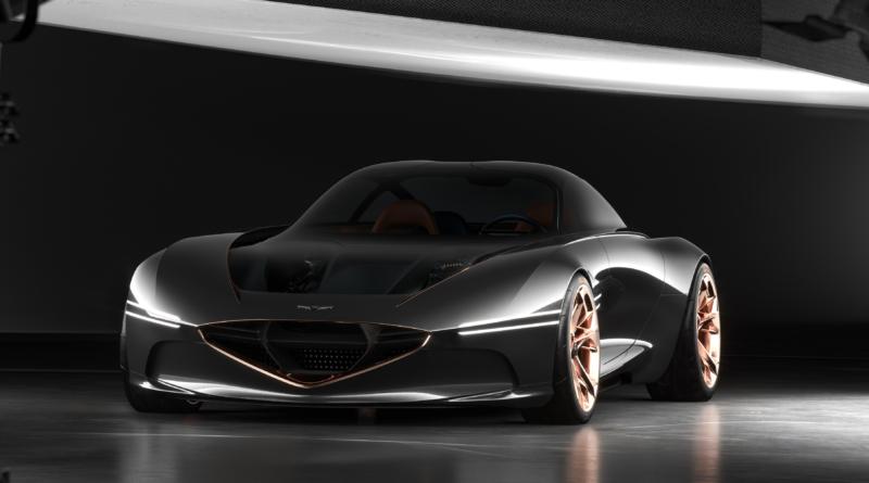 Genesis Essentia Concept NY Motor Show