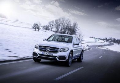 Il SUV Mercedes-Benz che integra idrogeno e batteria vicino alla produzione