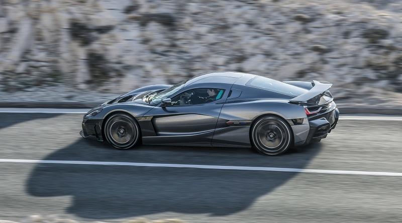 La RIMAC C_Two è più veloce della Tesla Roadster e costa quattro volte di più