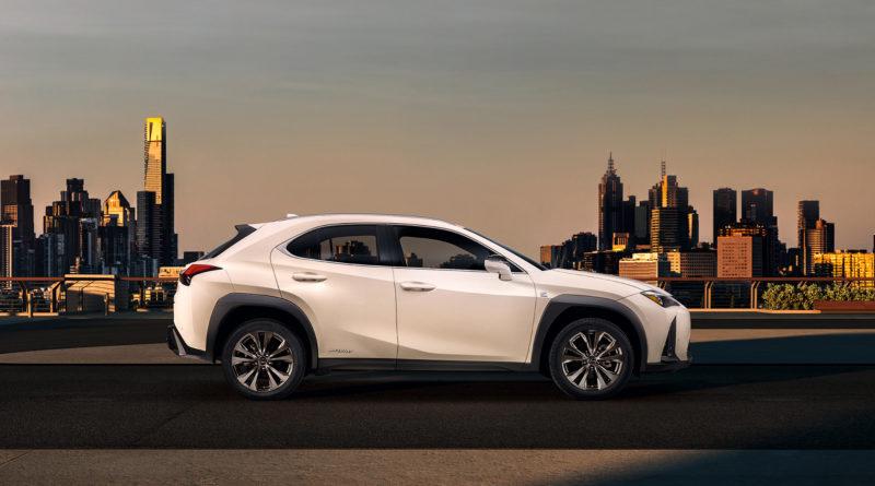 Lexus UX 250h salone Ginevra 2018