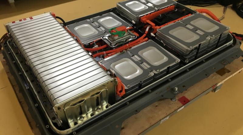 Nissan e Sumitomo aprono il primo impianto giapponese per riciclo delle batterie